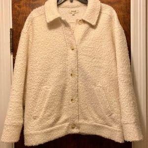 Madewell Boucle Jacket